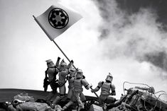 star wars recreations of famous photographs by david eger