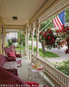 1000 Images About The Red White And Blue Country Cottage