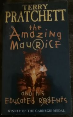 Terry Pratchett - The Amazing Maurice & His Educated Rodents
