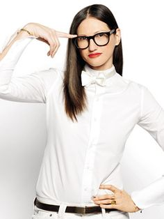 Breaking! Jenna Lyons Isnt  A Perfectionist (But Is Still Perfect To Us)