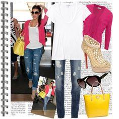 """Kim Kardashian Style"" by missjoejonas on Polyvore"