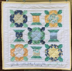 Mini Quilt Projects | A Quilting Life - a quilt blog