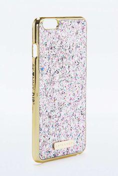 Skinnydip Paris Glitter iPhone 6 Plus Case