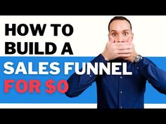 How To Build A Conversion Focused Funnel For Free [Step-by-Step Guide] - YouTube Online Entrepreneur, Lead Generation, Step Guide, Online Business, Digital Marketing, Infographic, Lead Magnet, Email List, Writing