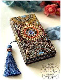 Фотография Mandala Art, Mandala Design, Mandalas Drawing, Mandala Painting, Dot Art Painting, Pottery Painting, Painted Rocks, Hand Painted, Tanjore Painting
