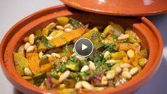 Groentetajine met meiknol en specerijen - Recept | 24Kitchen