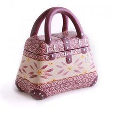 temp-tations by Tara: temp-tations® Old World Hand Bag Cookie Jar