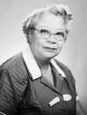 Thelma Patten Law graduated from high school in Houston. She was the first black woman to start her own medical practice in Houston. and one of the first black female Obstetrician/Gynecologists in the state. She was a member of the Lone Star State Medical Association and served as the first woman president in 1940.A leader in the black community for decades, Dr. Patten was married to Wheatley High School coach James Law, of which HISD's Law Elementary school is named.