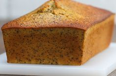 Lemon Poppy Seed Bread,gluten-free