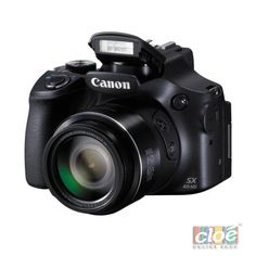 Camera Foto Canon PowerShot SX60 HS Black 16.1 MP