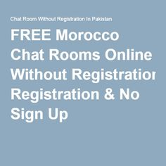free chat no sign up