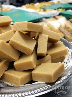 creamy vanilla fudge