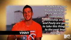 not ashamed to show my Vinny/Pauly D love