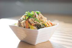 Red Curry Chicken Wok