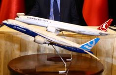 Turkish Airlines to Order 40 Boeing 787-9 Dreamliners