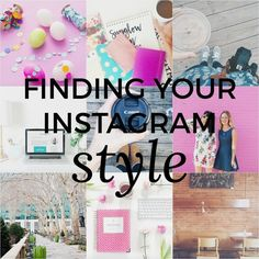 Find your Instagram style!