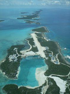 http://instaflying.com Cave Cay- #Exuma, #Bahamas