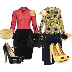 """""""Business Days"""" by lisa-eurica on Polyvore"""
