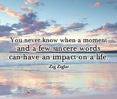 Zig Ziglar #Quote repinned by @3MomsTips 3MomsTips.com
