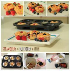 Berry Muffin