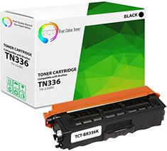 1 Pack TCT Compatible Brother TN-336 Black Replacement Toner Cartridge  Replaces OEM: TN-336BK  Box Contains: 1 Black toner cartridge  Printer Compatibility: Brother HL-L8250CDN, L8350CDW, L8350CDWT / MFC-L8600CDW, L8850CDW  TCT: Print Quality Beyond Your Expectations! With TCT premium toner cartridges, you can enjoy the full benefits of high quality printing and exponential savings.