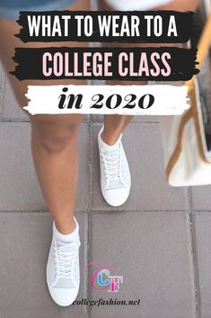 The ultimate guide to what to wear in college in 2020. #outfitideas #outfitsforclass #classoutfits #schooloutfits College Classes, College Life, College Fashion, Adidas Stan Smith, School Outfits, Styling Tips, Need To Know, What To Wear, Latest Trends