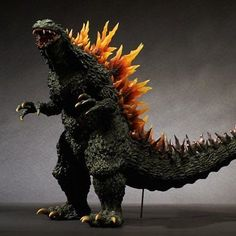 New Gigantic Series Godzilla 1999 2000 Millennium Yuji Sakai RicToy Limited F/S