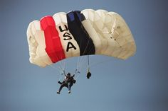 The Jalbert Parafoil is a proven winner and has set the standard for the accuracy parachute canopy. Many manufactures have tried to copy the Parafoil, but none have been successful in offering a canopy equal in performance. Parachute Design, Paragliding, Wings, History, Canopy, Dominatrix, Historia, Canopies, Feathers