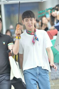 170815 #Key #savethegreenplanet with Jjong's present #jongkey