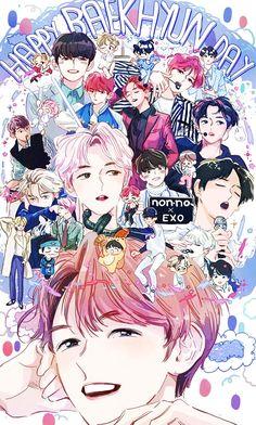 2016 baekhyun's birthday #exo #baekhyun