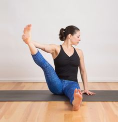 Holy Tight Hamstrings! This Yoga Sequence Will Loosen Those Right Up