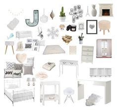 """Geen titel #66"" by joellaoosterbaan ❤ liked on Polyvore featuring interior, interiors, interior design, Casa, home decor, interior decorating, Crystal Art, Vitra, Bungalow 5 e Safavieh"