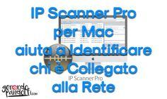 Se siete alla ricerca di un programma che vi permetta di identificare chi è presente sulla vostra rete, allora IP Scanner Pro per Mac è l'ideale per voi.