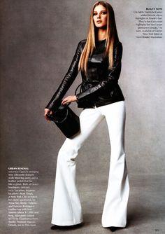 Metropolitan Ph: Steven Meisel Model: Gisele Bundchen