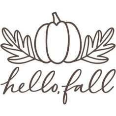 This is where you sign in to the greatest source of digital cut files, SVG files, fonts, and other content for use with your Silhouette CAMEO® or other cutting machine on the entire planet! Silhouette Design, Silhouette Cameo Projects, Stencils, Fall Signs, Cricut Creations, Chalkboard Art, Hello Autumn, Fall Diy, Vinyl Projects