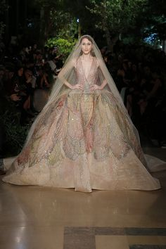 ELIE SAAB Haute Couture Spring Summer 2015