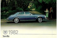 ♛1982 Cadillac Seville♛