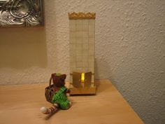 Mine dukkehuse: Findus og Peddersens kamin
