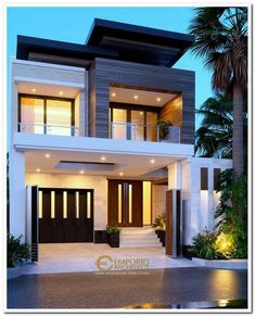 30 best modern dream house exterior designs you will amazed 9 Modern Exterior House Designs, Modern Small House Design, Small House Exteriors, Small Modern Home, Minimalist House Design, Dream House Exterior, Modern Architecture House, Exterior Design, Modern House Plans
