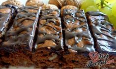 Just Desserts, Dessert Recipes, Eastern European Recipes, Sweet Bakery, Spice Cake, Cake Toppings, Yummy Cookies, Sweet Recipes, Sweet Tooth