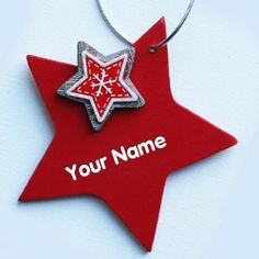 Get your name in beautiful style on Red Star picture. You can write your name on beautiful collection of Objects pics. Personalize your name in a simple fast way. You will really enjoy it.
