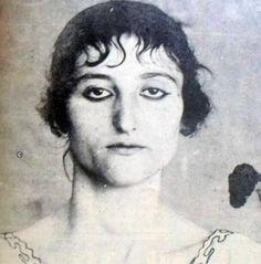 Ilk Kadın Kabadayı Hanzade (1800lerin sonları) #istanbul #istanlook