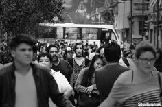 Proyecto de fotografía https://www.facebook.com/50-mil%C3%ADmetros-1512198079102410/?fref=ts  Fotografías tomadas en la calle Madero.