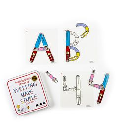 Magnetic Writing Made Simple Set | zulily