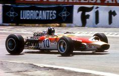 Lotus, Graham Hill, Jarama '68