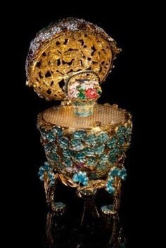 Faberge Egg...beautiful