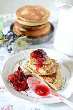 Pancakes B comme Bon Beignets, Buckwheat Pancakes, Breakfast Tea, Brunch, Secret Recipe, C'est Bon, I Love Food, Tea Time, Mille Crepe