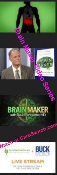 Perlmutter Brain Maker video series