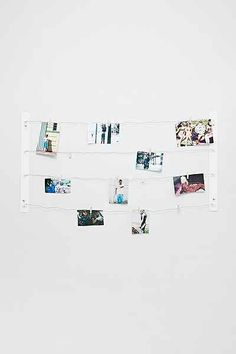 Balvi Laundry Line Photo Frame