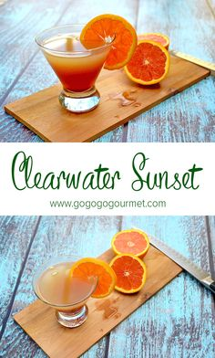 Orange, pineapple, citrus vodka, Cointreau and Chambord get layered together to make this sunset-reminiscent drink! Easy Drink Recipes, Alcohol Recipes, Raw Food Recipes, Cocktail Recipes, Cooking Recipes, Martini Recipes, Chambord Drinks, Cointreau Cocktails, Fruity Cocktails